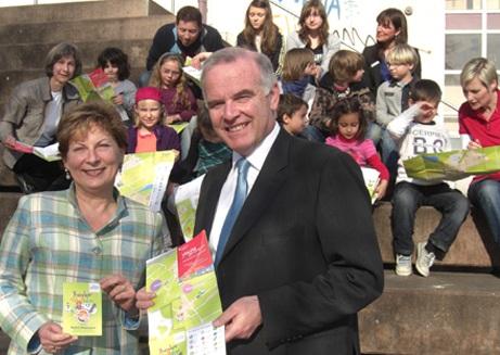 Der erste Kinderstadtplan ist fertig