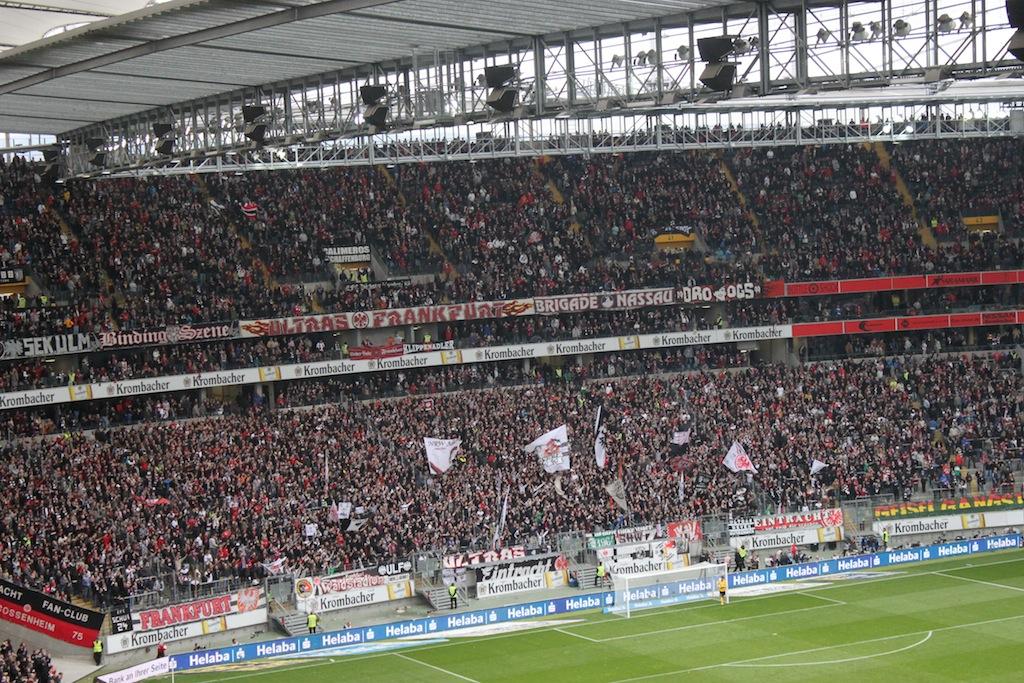 Eintracht Frankfurt vs. FC Schalke 04