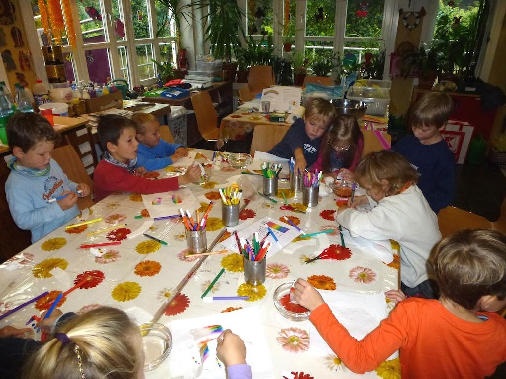 Forscherwerkstatt für Kinder in Babenhausen