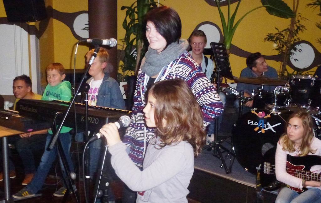 Rock-Workshop der Kinder- und Jugendförderung