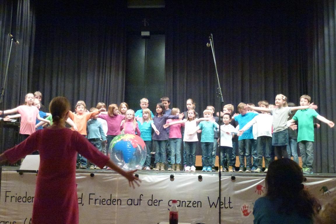 Internationales Kinderfest 2015 – Werbung für eine buntere Welt
