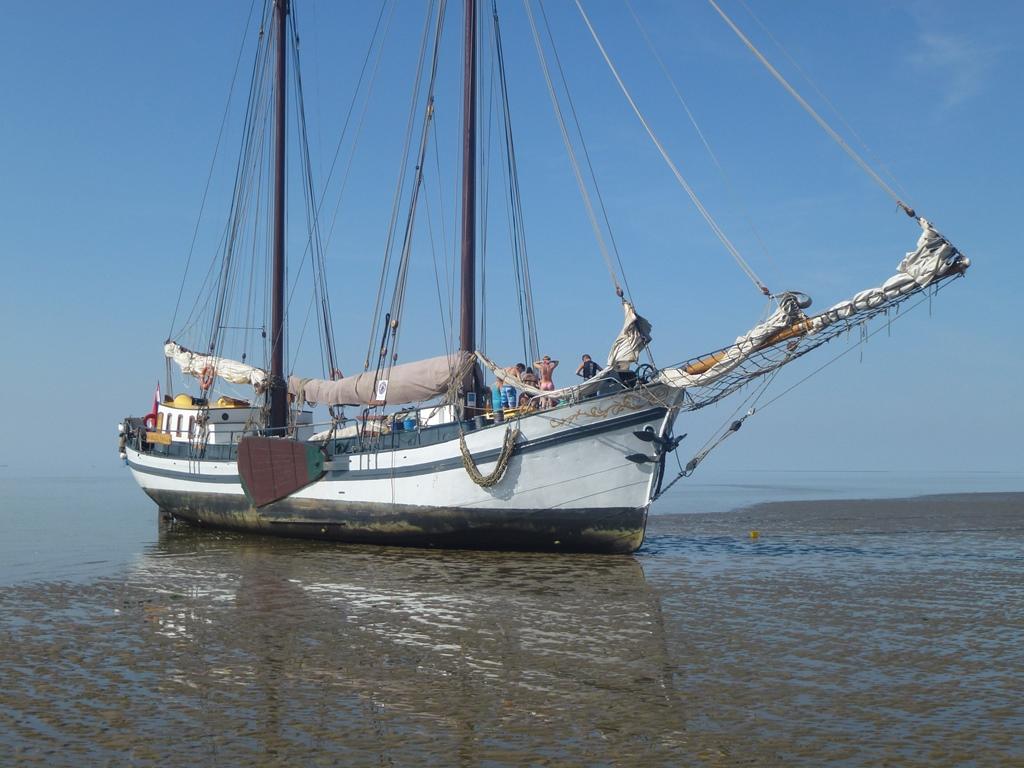 Sommerfreizeit 2015 – Ein Segeltörn auf dem IJsselmeer und der Nordsee