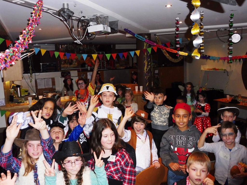 """""""Bawwehause HELAU – Kinderfaschings-Party"""" im JUZ"""