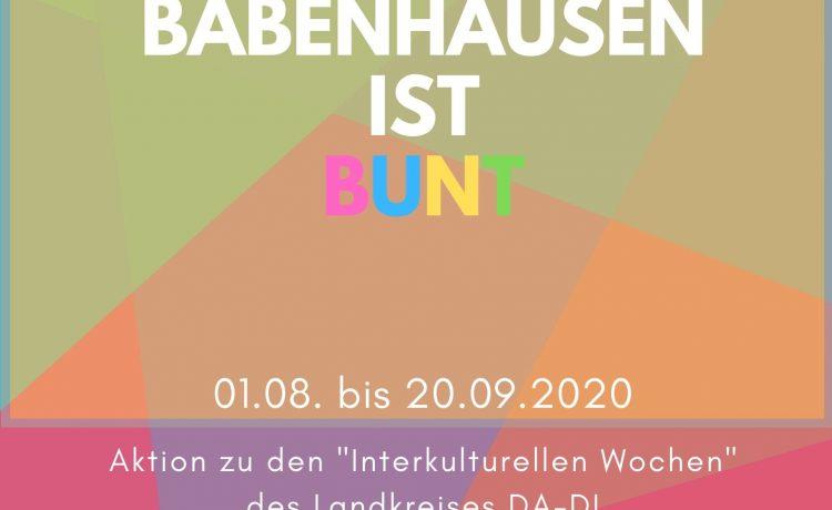 """Fotowettbewerb """"Babenhausen ist bunt"""""""